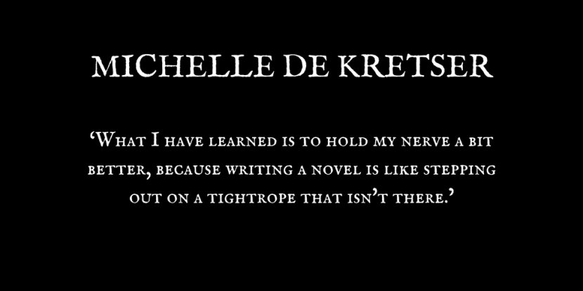 Michelle de Kretser_The Garret_Quote 6