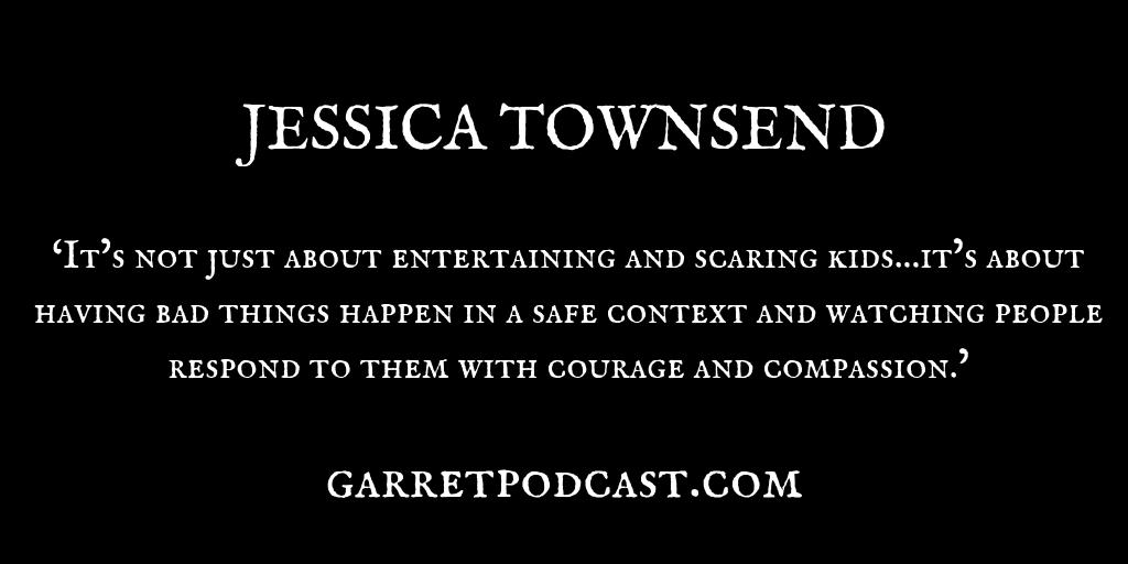 Jessica townsend_The Garret 2