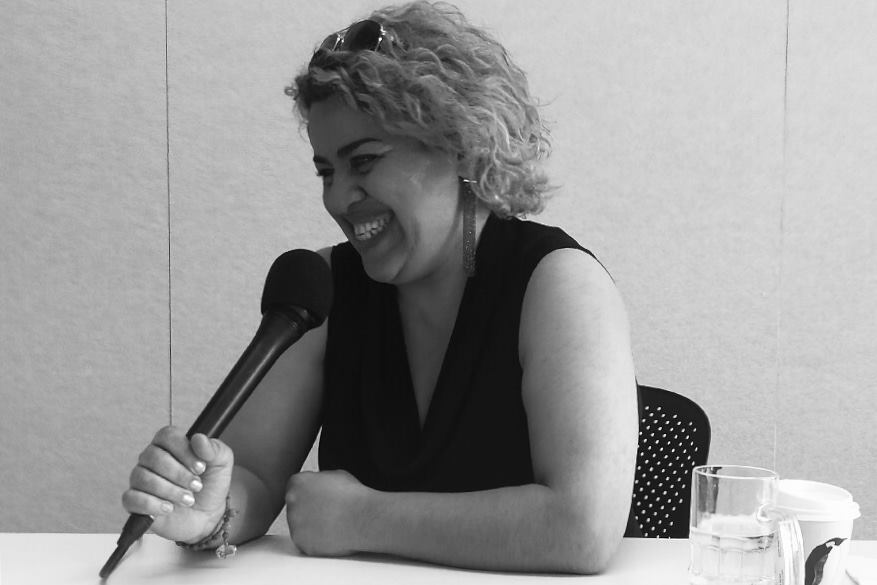 Shokoofeh Azar spoke to The Garret about her literary career.