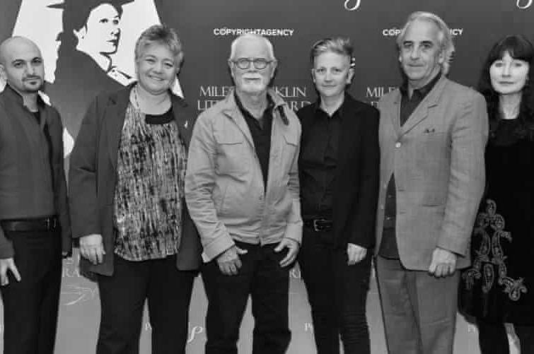 Miles Franklin Literary Award 2019_The Garret_2