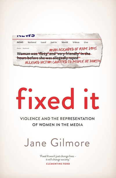 Review | Fixed It by Jane Gilmore
