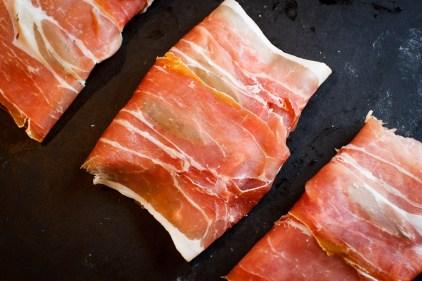 Pork Scaloppine with Prosciutto, Capers and Balsamic Vinegar TGF-2