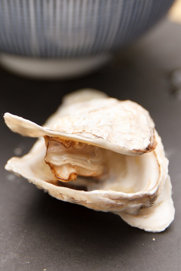 Grilled Oysters with Wasabi Mayo-11
