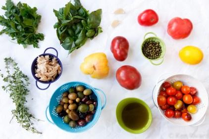 Tomato Salad with Tuna Tapenade-7914