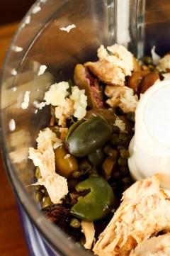 Tomato Salad with Tuna Tapenade-8546