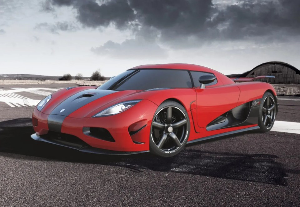 Koenigsegg Agera S Need For Speed