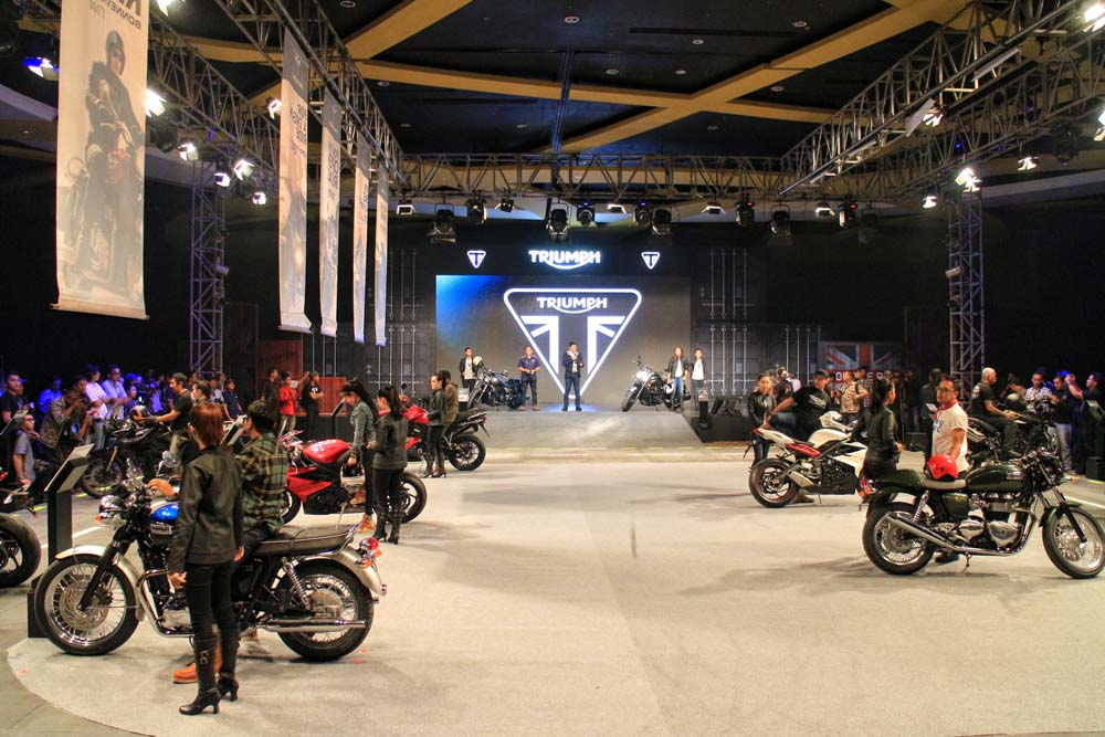 Triumph Motorcycles Indonesia