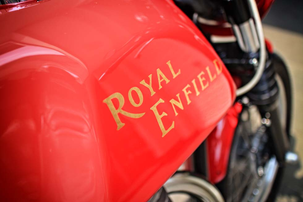 Royal Enfield Continental GT h