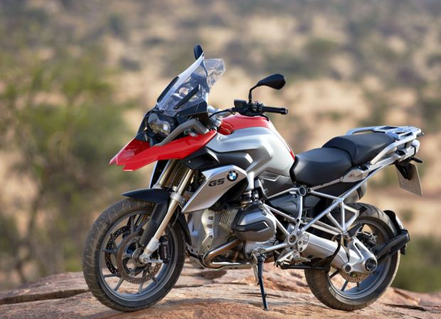 BMW R1200GS watercooled