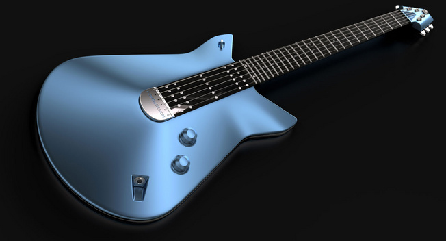 Ford GT gitar