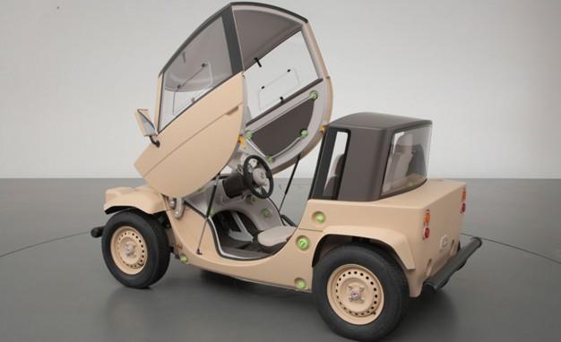 The Camatte, Deretan Mobil Konsep Mainan Toyota 5