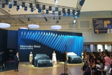 Mercedes-Benz GIIAS 2015