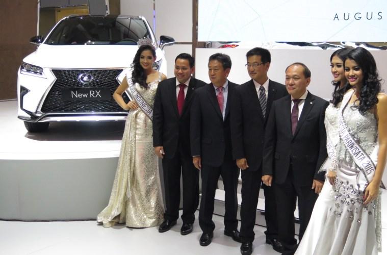 Lexus GIIAS 2015