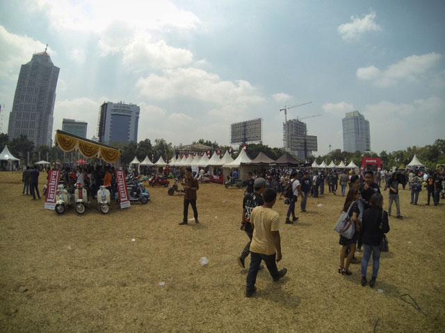Indonesia Mods vs Rockers 2015