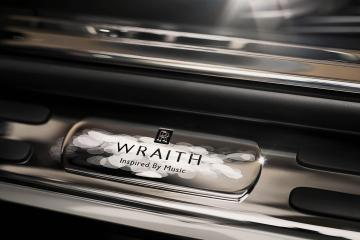"Rolls-Royce Wraith ""Inspired by Music"" 2"