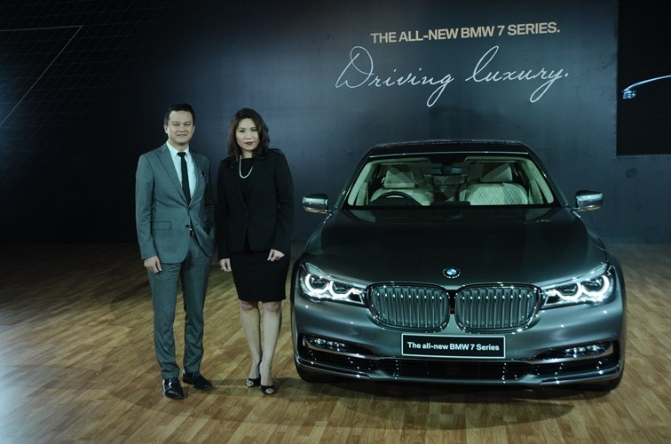 All New BMW 7 Series