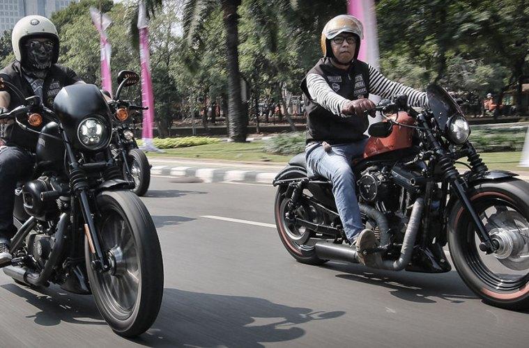 Harley-Davidson Sportster-Indonesia