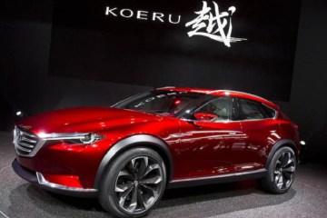 2017 Mazda Koeru