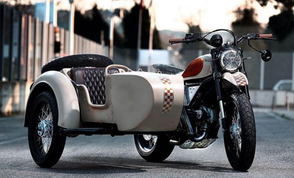 Ducati Scrambler - B-Side
