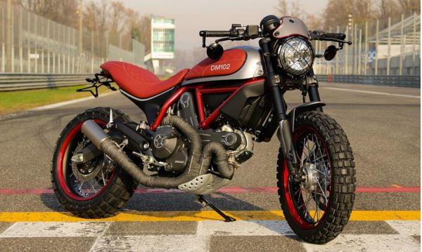 Ducati Scrambler - DM102