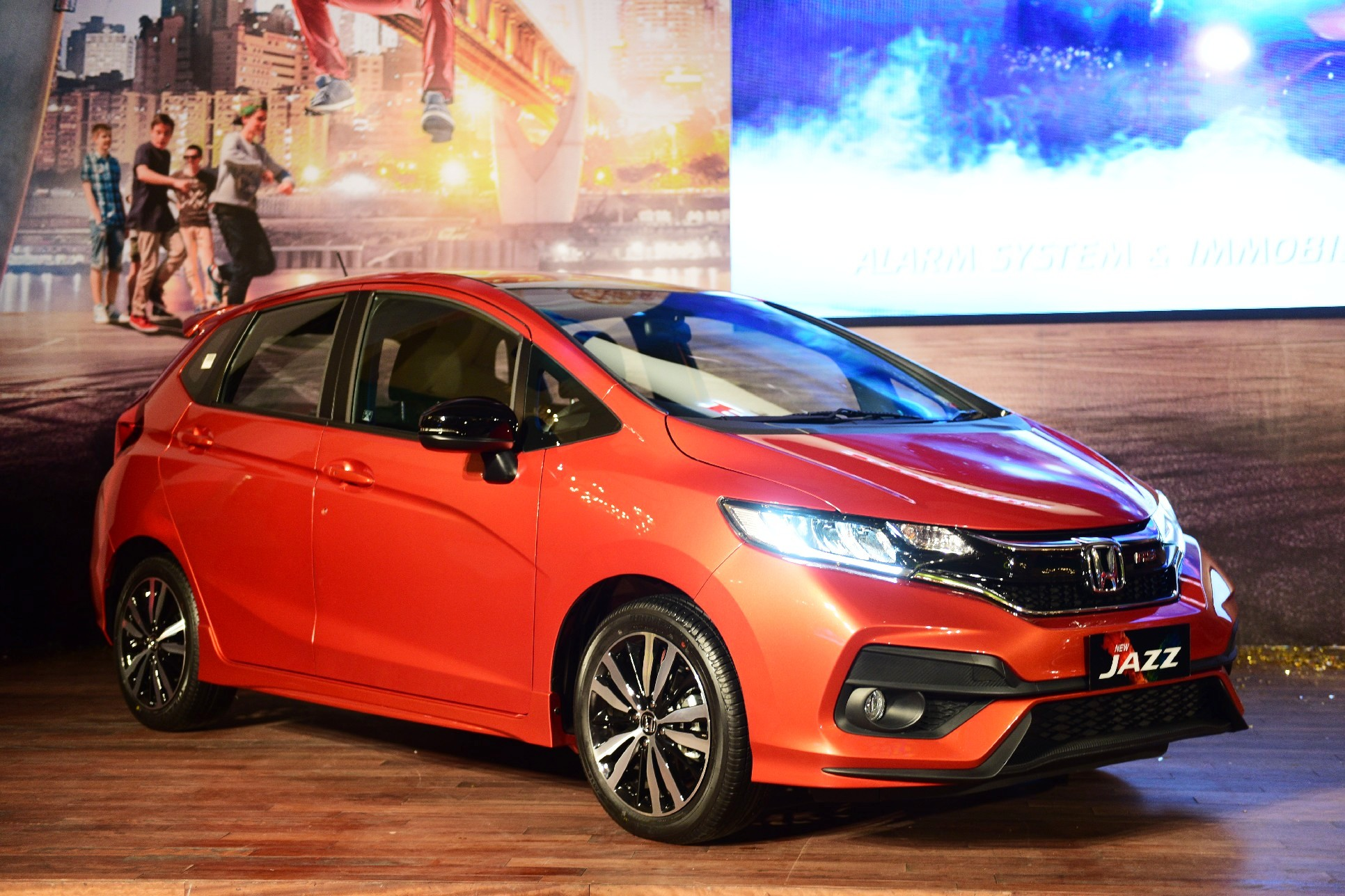 2018 honda jazz rs. interesting jazz all new jazz rs 2018 model launch to honda jazz rs c