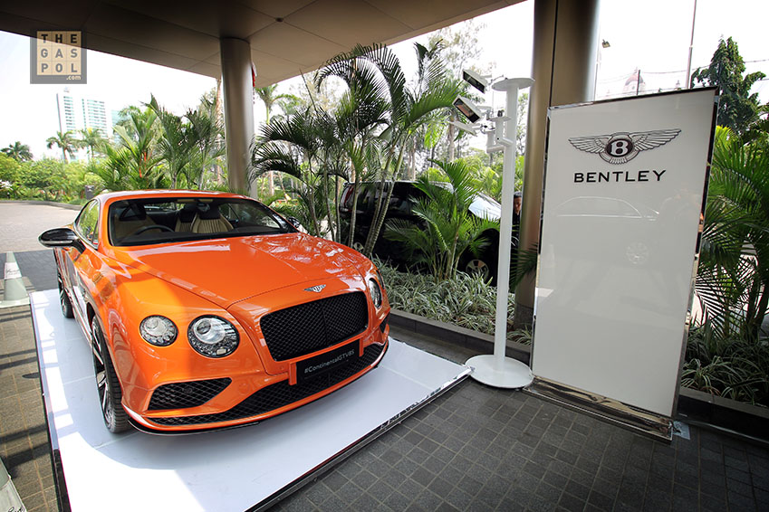 Bentley When Jakarta Meets London