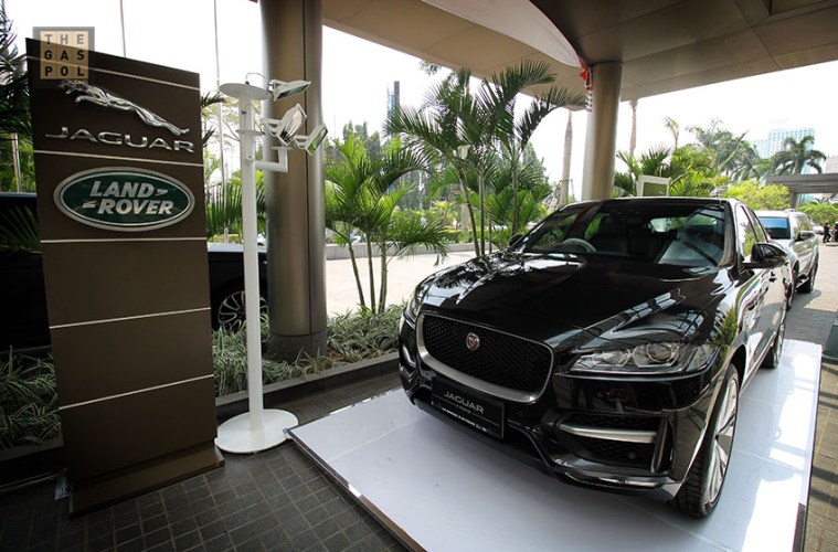 Jaguar When Jakarta Meets London