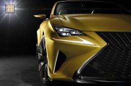 Mobil Konsep GIIAS 2017 - Lexus