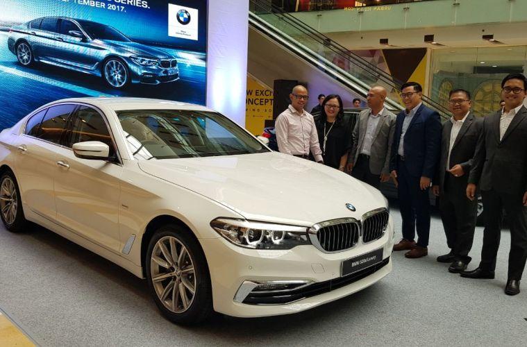 Harga BMW Seri 5 Surabaya