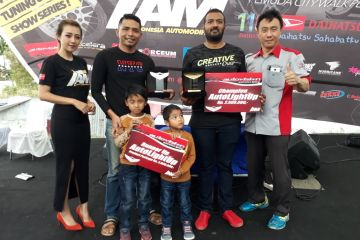 Autovision AutoLight Up Contest 2017 Pekanbaru