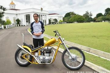 Chopper Jokowi