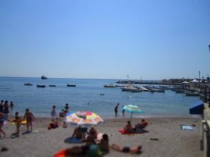 The Beach at Cetara