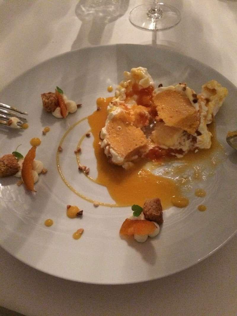 This was a stunning dessert