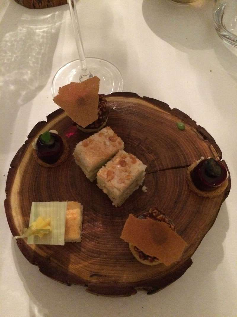 Nice selection of petit fours