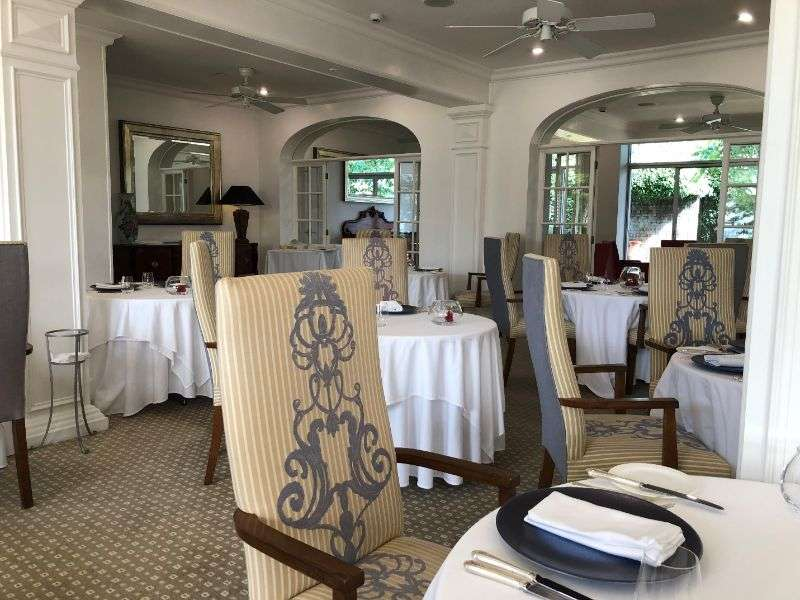 The Gastronome Restaurant Reviews - The Atlantic Hotel, Jersey