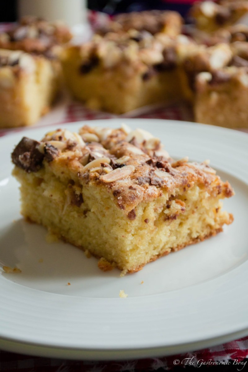 Cadbury's Fruit and Nut Chocolate Chunk Cake Bars