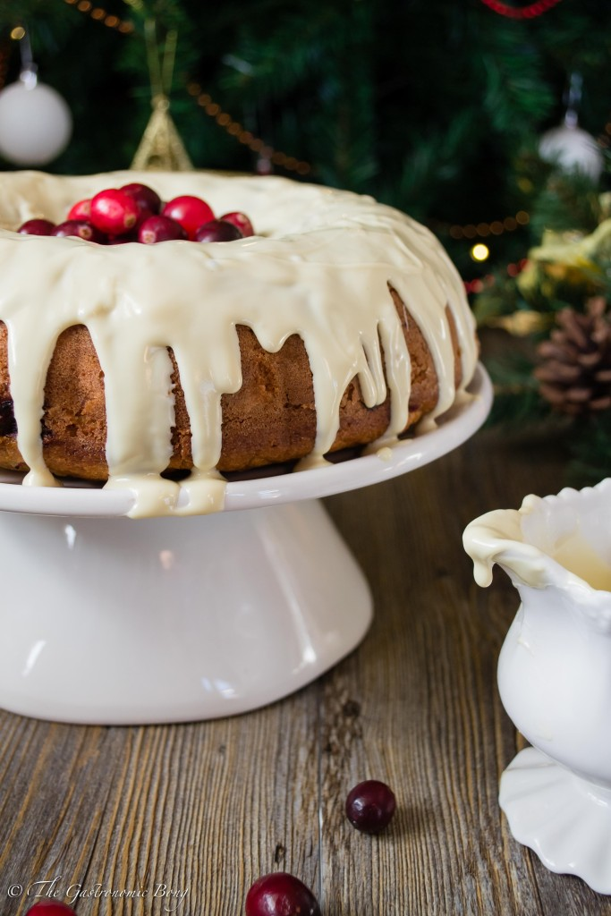 Orange and Cranberry Bundt Cake with White Chocolate Drizzle3