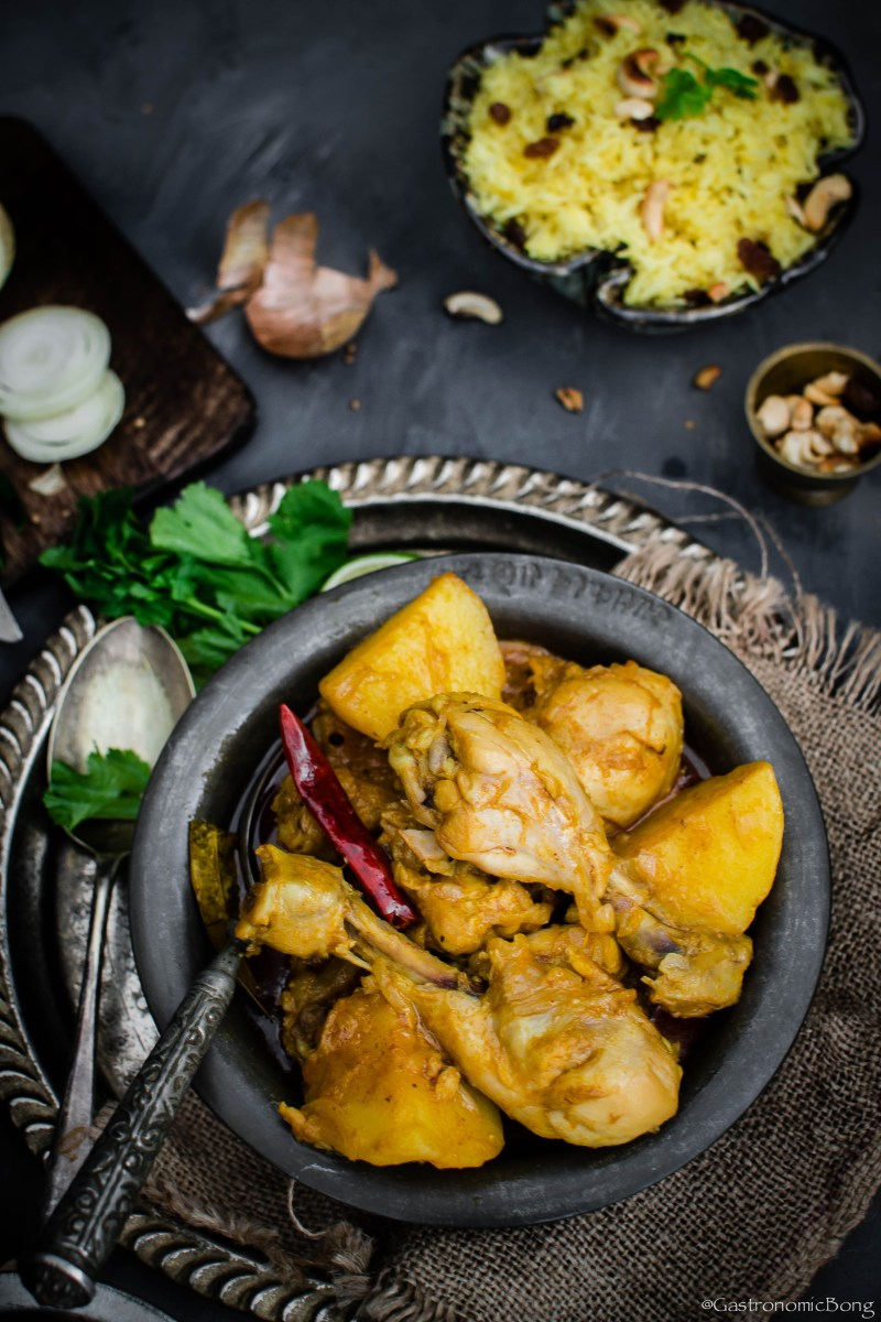 One Pot Indian Chicken Curry