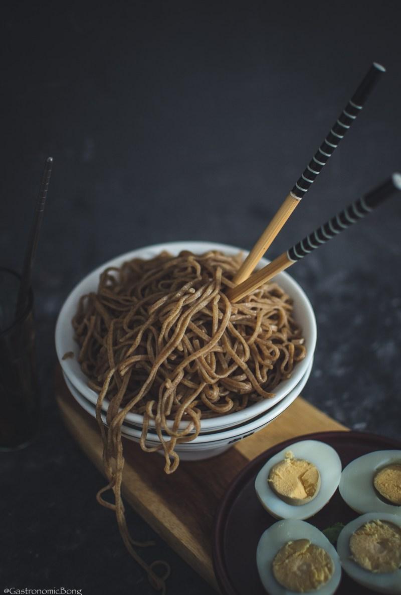 Wholewheat Noodles