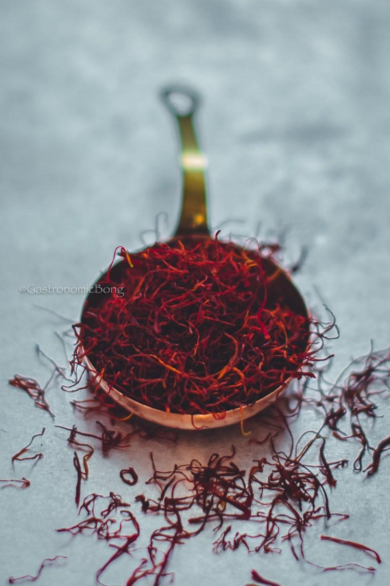 saffron (zafran)