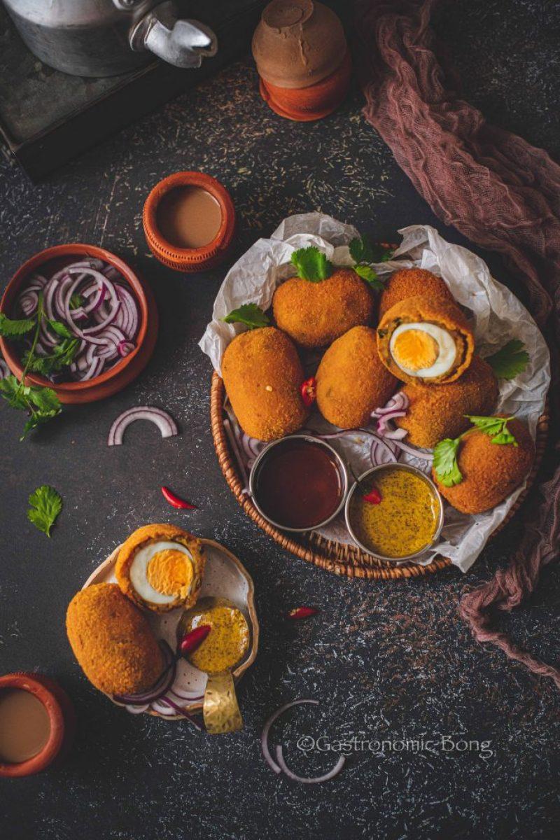Indian scotch egg
