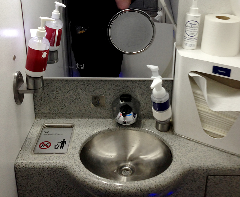 16 Tips on How to Use and Leave a Lavatory Aboard an