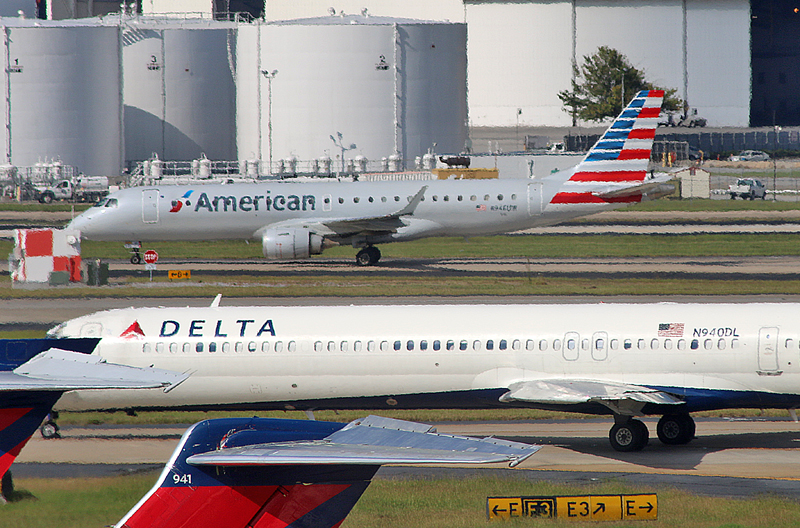 Interline Agreement Between Delta Air Lines And American