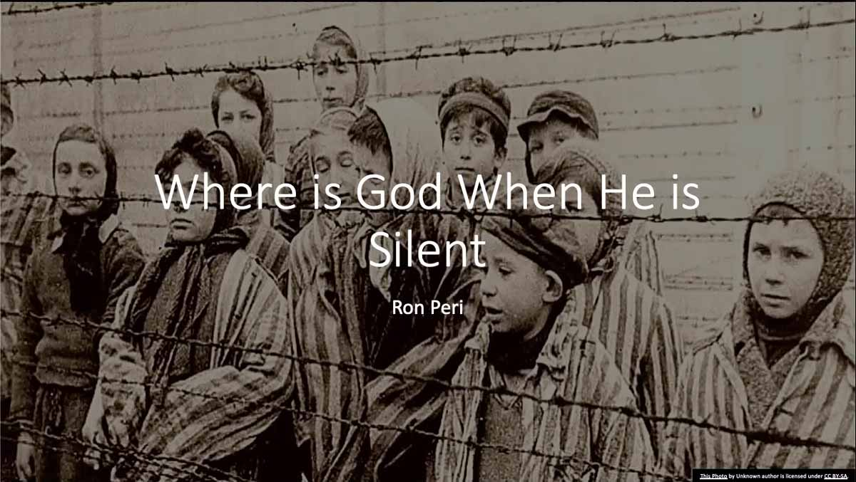 Where Is God When He Is Silent?