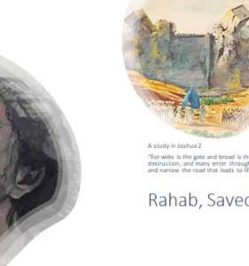 Rahab, Saved by Faith