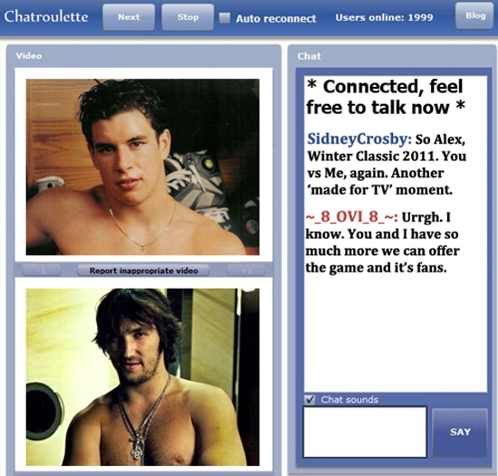 Free gay chat roulette