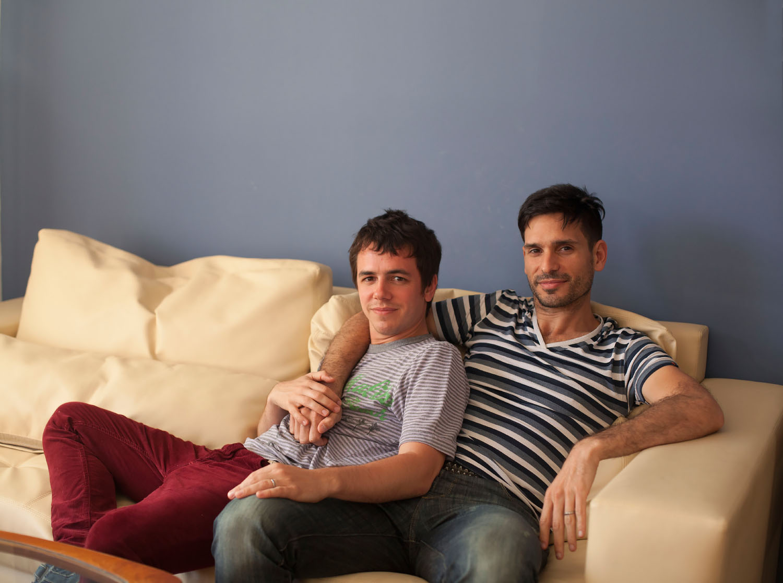 Argentino homosexual emiliano