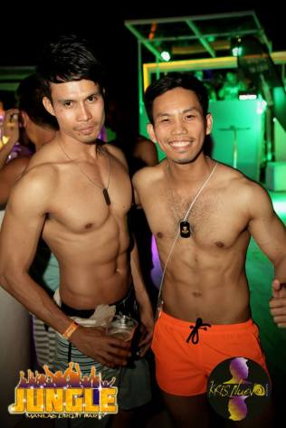 Jungle Boracay Party - Gay Boracay