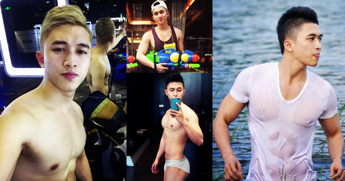 Bachelor of the Week  Gay Vietnam Guide Bar  Hotel