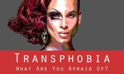 Transphobia is Wrong.